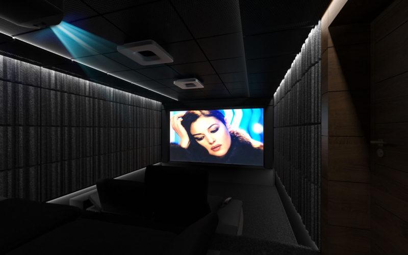 Domowa sala kinowa w formacie Dolby Atmos episode 1