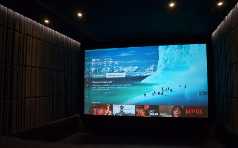 Domowa sala kinowa w formacie Dolby Atmos episode 3