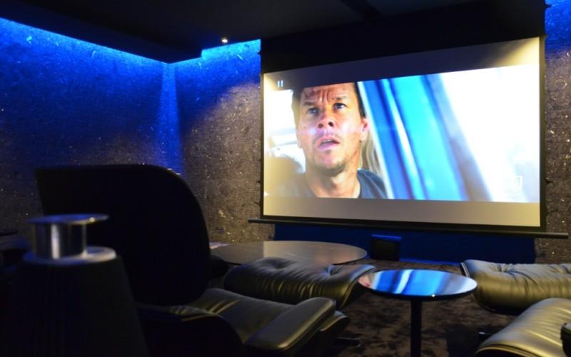 Domowa sala kinowa