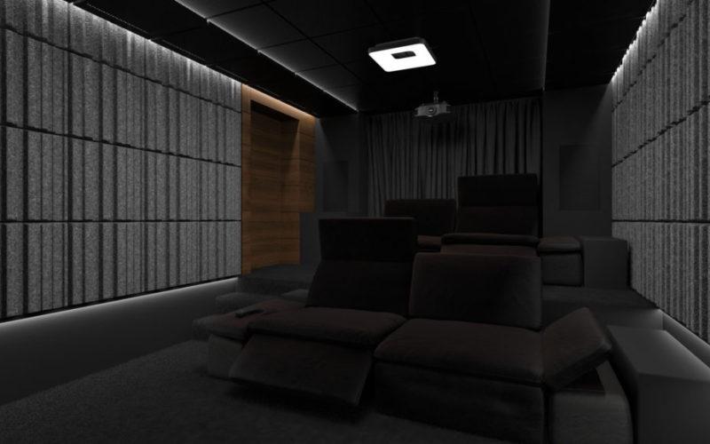 Domowa sala kinowa w formacie Dolby Atmos episode 2